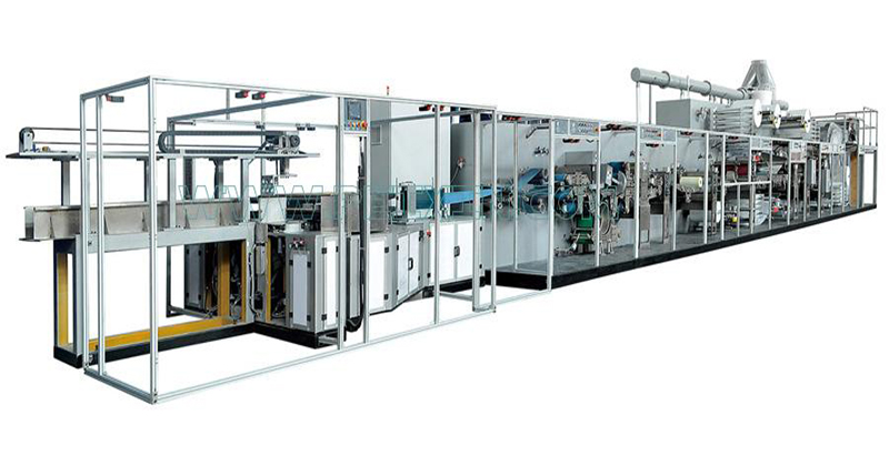 Full-servo Control Pet Mattress Production Line Featured Image