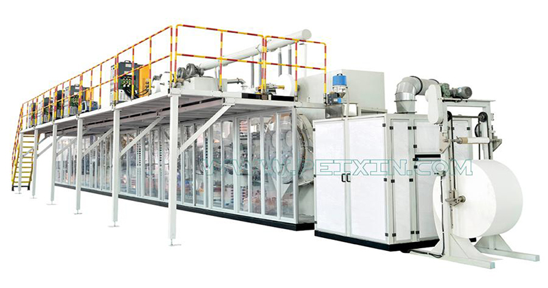 Full-servo Full-function Elastic Ear Baby Diaper Production Line (T shape) Featured Image